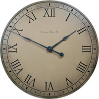 personalize Antique Series Clocks