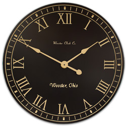 personalize Original Series Clocks