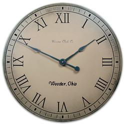 personalize Antique Series Clocks