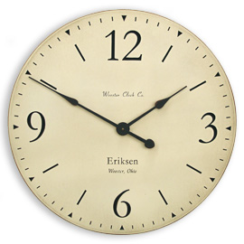 SD Series Personalized Clock